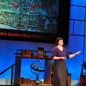 Carolyn Steel: How food shapes our cities | Video on TED.com