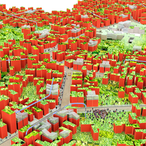Edible Infrastructures Places Second in International Design Competition