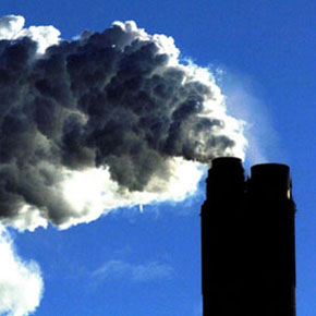 Greenhouse gases rise by record amount