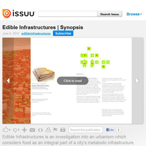 Edible Infrastructures | Synopsis